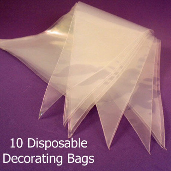 Decorating Bags Disposable 10 Wilton 12 By Lemonzestco On Etsy