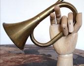 G I A C O M I N O's Vintage bugle