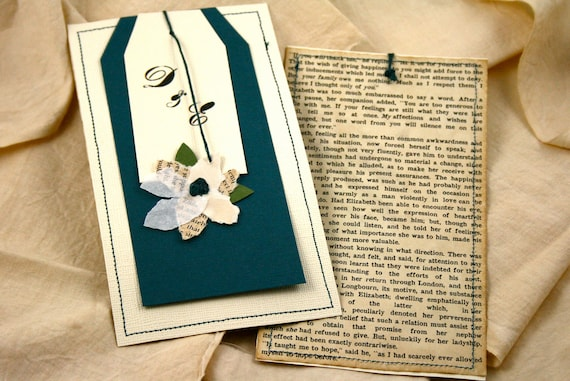 Dark Blue Wedding Invitations: Items Similar To Wedding Invitations Vintage Inspired Dark