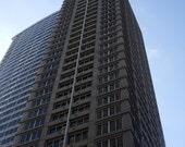 San Francisco building--framed photo