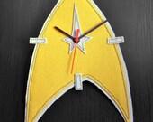Star Trek clock - Command