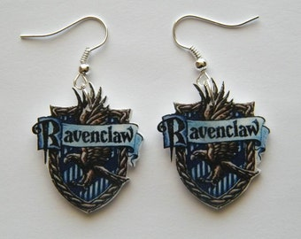 Harry Potter Ravenclaw  Earrings