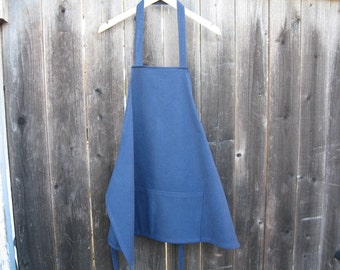 Man's barbeque apron
