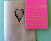Pink Mini Moleskine Doodle Notebook (Perfect for Mom)