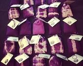 Okie Crowe Surchoix Lavender Artisan-Dyed Sachet