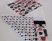 Retro Coffee II Table Runner