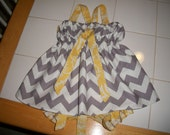 Two Piece Infant Play Set   0 - 24 month sizes available Made to order