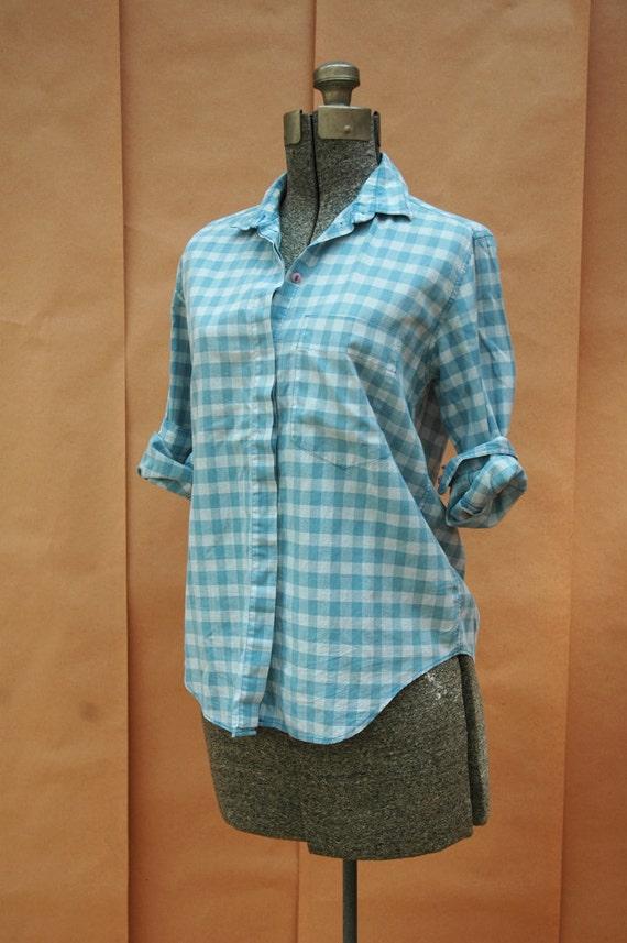 The Blue Picnic Shirt