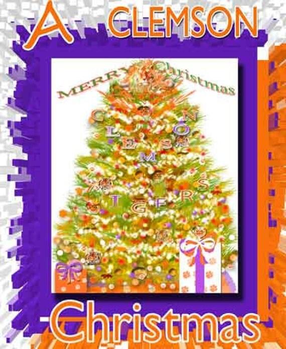 A Clemson Christmas