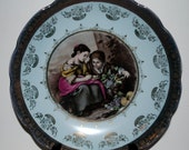 Royal Carlton portrait porcelain bowl