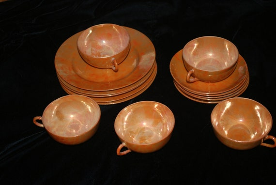 Take 50 off with coupon sale vintage lustreware 20 piece for Home decorators coupon 50 off 200