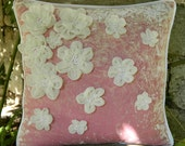 Cheerful flowers Pillow cover