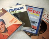 Elvis Presley Singles Collectors Series set of 4 1977 Vintage
