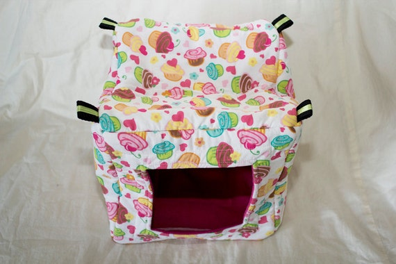 Cupcake Party Hanging Cube