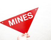Military Land Mines Sign