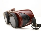 Tinted Welding Goggles Protective Sides STEAMPUNK