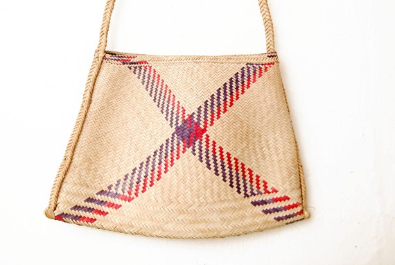 DESTASH Summer Sale Funky Straw Tote Bag, Get Ready for the Beach