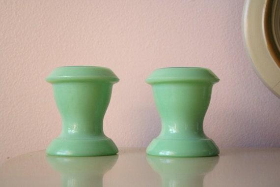 Jadeite Egg Cups