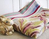 Reserved for Lovely Abbie/// Barkcloth Bark Cloth Fabric /1920s 30s  SHABBY Cottage Farmhouse HOLLYWOOD LOVELY // Dove Gray  // Treasury