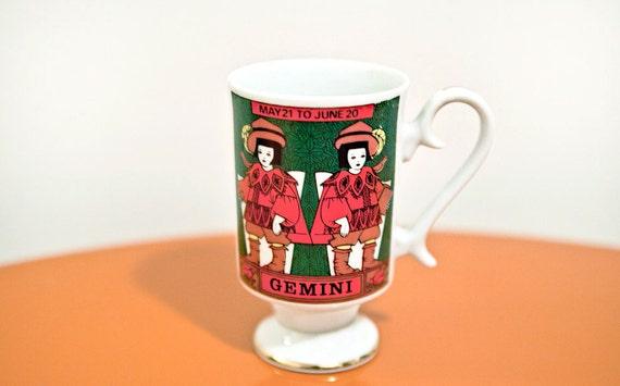Royal Crown Gemini Mug