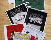 Art Postcard Bundle