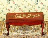 Dollhouse Miniature Living Room Furniture China Table
