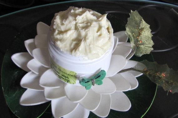 Whipped Body Butter GoldenSunGoddess -SoftlySummerCitrusScent