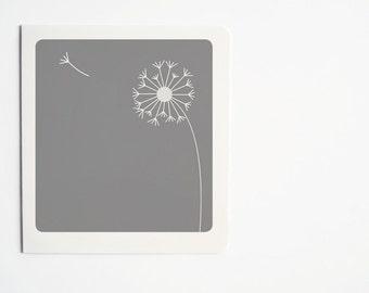 Simplistic Condolence Card