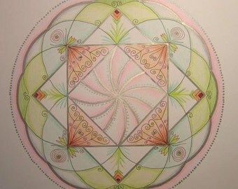 Balance Mandala original