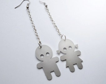 GIRL&BOY EARRINGS