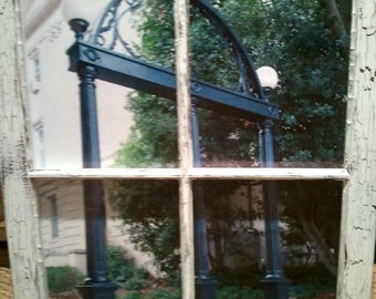UGA Arch Window
