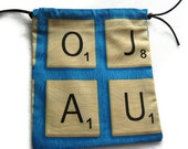 Scrabble Tile Bag