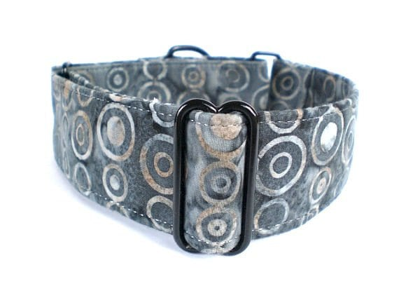 Martingale Collar: Egyptian Stone