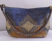 Blue Mesa Navajo inspired design hobo bag