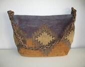 For blingbabenyc Blue Mesa Navajo design hobo bag