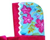 Custom Listing for Julie (Two Hooded Towels)