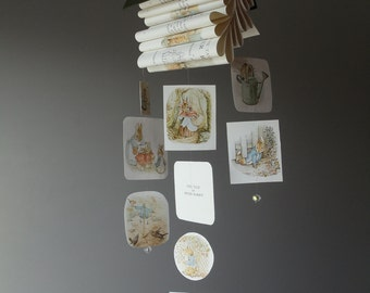 Beatrix Potter Book Mobile - The Tale of Peter Rabbit