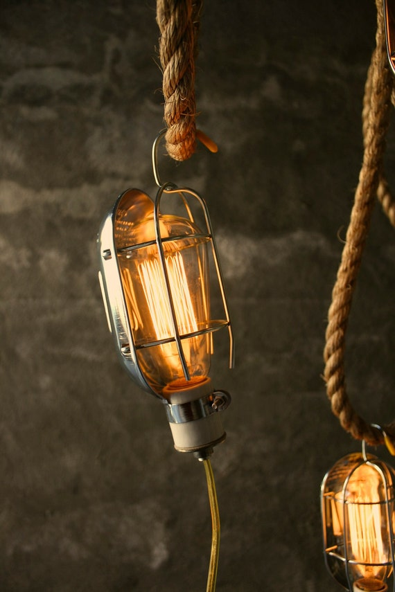 Items Similar To Lamp Cool Gifts For Men Industrial Lamp
