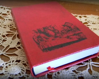 Alice In Wonderland Journal Sketch Book
