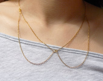 Peter Pan Collar Necklace