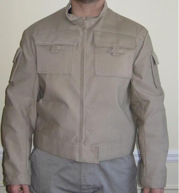 Star Wars Luke Bespin Jacket ESB