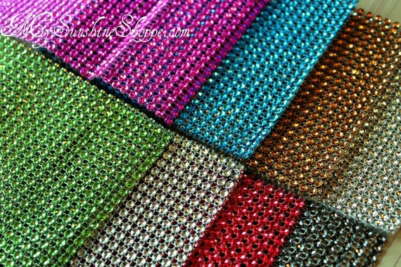 Diamond Mesh - 12 inch Sample Pack