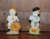 Bisque Boy Band Set of Two