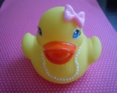 glamourous Rubber duck