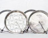 FREE SHIPPING- Four Vintage Easy Release Cake Pans Bakerex and Bake King