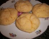 Homemade Chewy Butter Cookies - 2 Dozen