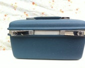 Vintage Samosonite Saturn Train Case