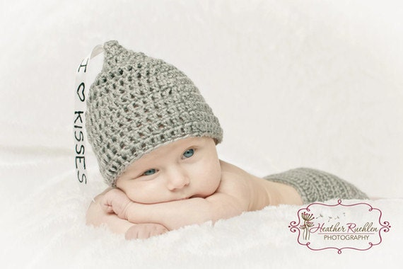 Crochet Baby Hershey Kiss Hat Pattern : Unavailable Listing on Etsy