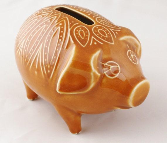 Surrey Ceramics Piggy Bank