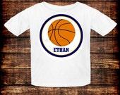 Basketball Shirt/Onesie